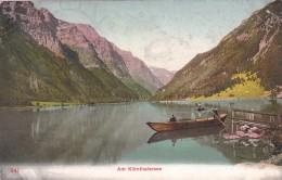 Am Klönthalersee (341) * 20. VI. 1907 - GL Glarus