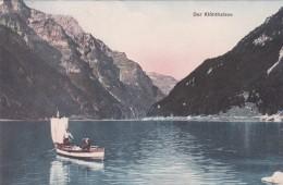 Der Klönthalsee (371) * 11. VII. 1912 - GL Glarus