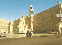 BETHLELHEM, CHURCH OF NATIVITY. (scan Verso) - Palestine