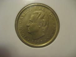 100 Pesetas 1995 SPAIN Juan Carlos I Coin - [ 5] 1949-… : Royaume