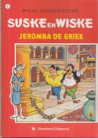Willy Vandersteen - Suske En Wiske - Jeromba De Griek - Minialbum - Nummer 6 - 2003 - Beperkte Oplage - Nieuw Exemplaar - Suske & Wiske