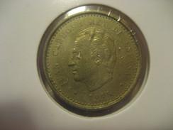 100 Pesetas 1998 SPAIN Juan Carlos I Coin - [ 5] 1949-… : Royaume