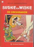 Willy Vandersteen - Suske En Wiske - De Circusbaron - Minialbum - Nummer 15 - 2003 - Beperkte Oplage - Nieuw Exemplaar - Suske & Wiske