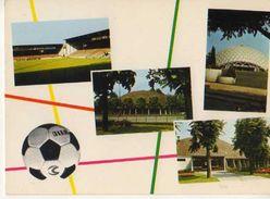 42 ST ETIENNE Palais Des Sports Restaurant Le Flore Stade Geoffroy Guichard A S S E, Ballon De Football - Saint Etienne