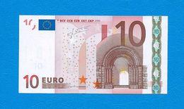 10    EURO  -  A U S T R I A  -   N  32250647226  - Firma  TRICHET - EURO