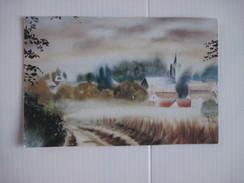 CPM PATRICE DUBOIS (Aquarelle)  Cappy T.B.E. - Paintings