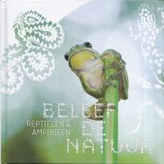 Themaboek PostNL – Beleef De Natuur - Reptielen & Amfibieën - Jaar Van Uitgifte 2018 - Exclusief Zegels - Literatuur