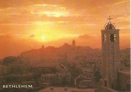 SUNRISE AT BETHLEHEM.. (scan Verso) - Palestine