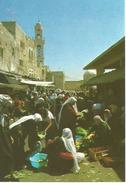 BETHLEHEM, PLACE DU MARCHE. (scan Verso) - Palestine