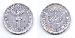 Biafra 1 Shilling 1969 - Biafra