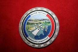 ANCIEN ECUSSON  GENDARMERIE - Police & Gendarmerie