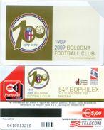 Telefonkarte Italien - Sport - Fußball - Bologna FC - Sport