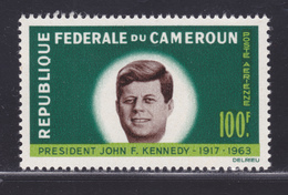 CAMEROUN AERIENS N°   63 ** MNH Neuf Sans Charnière, TB (D4037) Kennedy - Cameroun (1960-...)