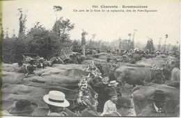 ROUMAZIERES  Un Jour De Foire Du 19 Septembre Dite Du Pont-Sigoulant - France