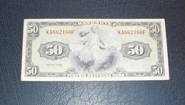 50 Deutsche Mark 1948  XF+ - [ 7] 1949-… : FRG - Fed. Rep. Of Germany