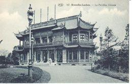 Bruxelles - Brussel - CPA - Le Pavillon Chinois - Lanen, Boulevards