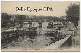 75 - TOUT PARIS 01 - #121 - Le Pont Des Arts - Quai Du Louvre ++++ - District 01