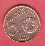 2005 Olanda - 5c Circolata (fronte E Retro) - Paesi Bassi