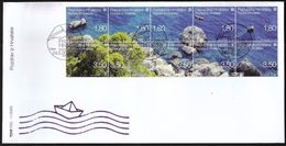 Croatia 2005 / Greetings From Croatia / Tourism / Adriatic Coast / Sea / Kayak / FDC - Holidays & Tourism