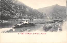 Vallée De La Meuse - La Meuse à WAULSORT. - Hastière