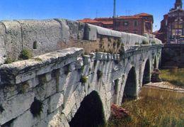 Rimini - Ponte Di Tiberio - Formato Grande Non Viaggiata – E 4 - Rimini