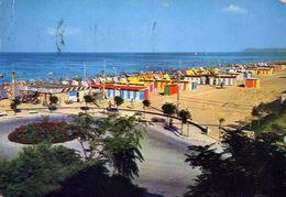 Miramare Di Rimini - Spiaggia - 189-1755 - Formato Grande Viaggiata – E 4 - Rimini