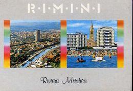 Rimini - 21083 - Formato Grande Viaggiata Mancante Di Affrancatura – E 4 - Rimini