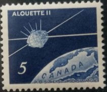 Canada, 1966, Sc. 445, Mi. 389, The Canadian Satellite, Space, MNH - Space
