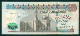 EGYPT / 100 POUNDS / DATE : 25-8-2015 / P- 72 B /  SIG : RAMEZ / PREFIX 251 / UNC. - Egypt
