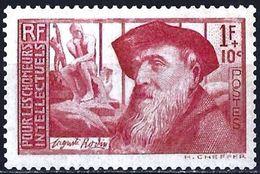 France 1938 - The Sculptor Auguste Rodin ( Mi 420 - YT 384 ) MNH** - France