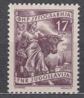 Yugoslavia Republic 1955 Mi#760 Mint Never Hinged - 1945-1992 Socialistische Federale Republiek Joegoslavië