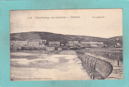 Small Old Postcard Of Cherbourg, Normandy, France,K53. - Cherbourg