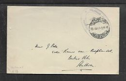 S.Africa, HOUSE OF PARLIAMENT 11 FEB 42 C.d.s, OFFICIAL FREE Cachet On Crested Envelope > Hillbrow (JHB) - South Africa (...-1961)