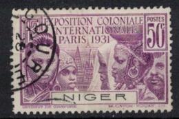 NIGER         N°  YVERT      53    ( 2 )               OBLITERE       ( O   2/33 ) - Used Stamps