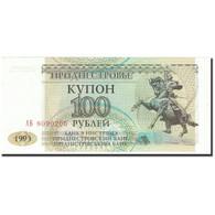 Transnistrie, 100 Rublei, 1994, Undated (1994), KM:20, NEUF - Moldavie
