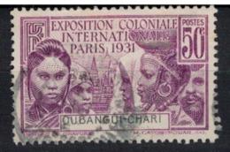OUBANGUI          N°  YVERT      85   ( 18 )        OBLITERE       ( O   2/34 ) - Used Stamps