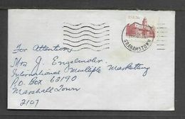 S.Africa, 14c Stamp, Domestic Cover GRAHAMSTOWN 1987 - 01 - 29 > Marshaltown - Covers & Documents