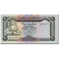 Yemen Arab Republic, 20 Rials, 1995, Undated (1995), KM:26b, NEUF - Yémen