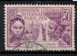 OUBANGUI          N°  YVERT      85   ( 24 )        OBLITERE       ( O   2/34 ) - Oubangui (1915-1936)