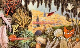 Grenada 2017 Coral Reef - Postzegels