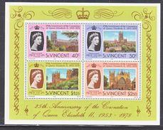 ST. VINCENT  531 A    **    Q.E. II  CORONATION  ANNIV. - St.Vincent (...-1979)