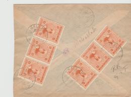 IRA047 / Brief, Iran, Ahmed  1924, 6-fach Zum  Inlandtarif, Ohne Zudruck - Iran
