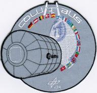 Human Space Flights STS-122 ESA Columbus DLR Atlantis (29) USA Patch - Patches