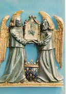 Anges Anges Chérubins Séraphins Lavoute-Chilhac Haute-Loire Notre-Dame Trouvée - Angels