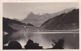 Seerüti Am Klönthalsee Mit Frohnalpstock U. Schilt (2409) * 10. 8. 1936 - GL Glarus