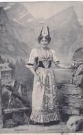 Appenzellerin * 29. XII. 1907 - AI Appenzell Rhodes-Intérieures