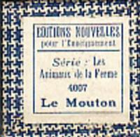 1 Film Fixe LA FERME LE MOUTON (ETAT TTB ) - 35mm -16mm - 9,5+8+S8mm Film Rolls