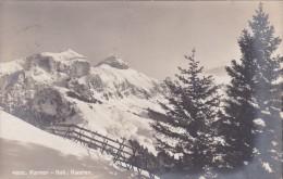 Kamor - Hoh. Kasten (4202) * 17. IX. 1918 - AI Appenzell Innerrhoden