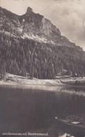 Säntisersee Mit Stauberenkanzel (3892) (ohne Rand) - AI Appenzell Innerrhoden