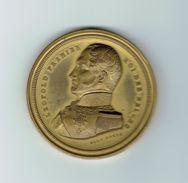 Médaille,Belgique  LEOPOLD PREMIER - ROI DES BELGES - Son Buste - Belgique